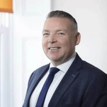 Colm McGrath, Managing Director of Surety Bonds and Director of Brady Insurance
